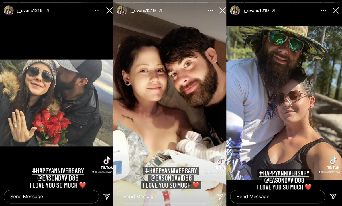 Jenelle Evans Responds To Fan Who Asked Whether She 'Lost Everything' Over 'Psycho Hubby' David Eason