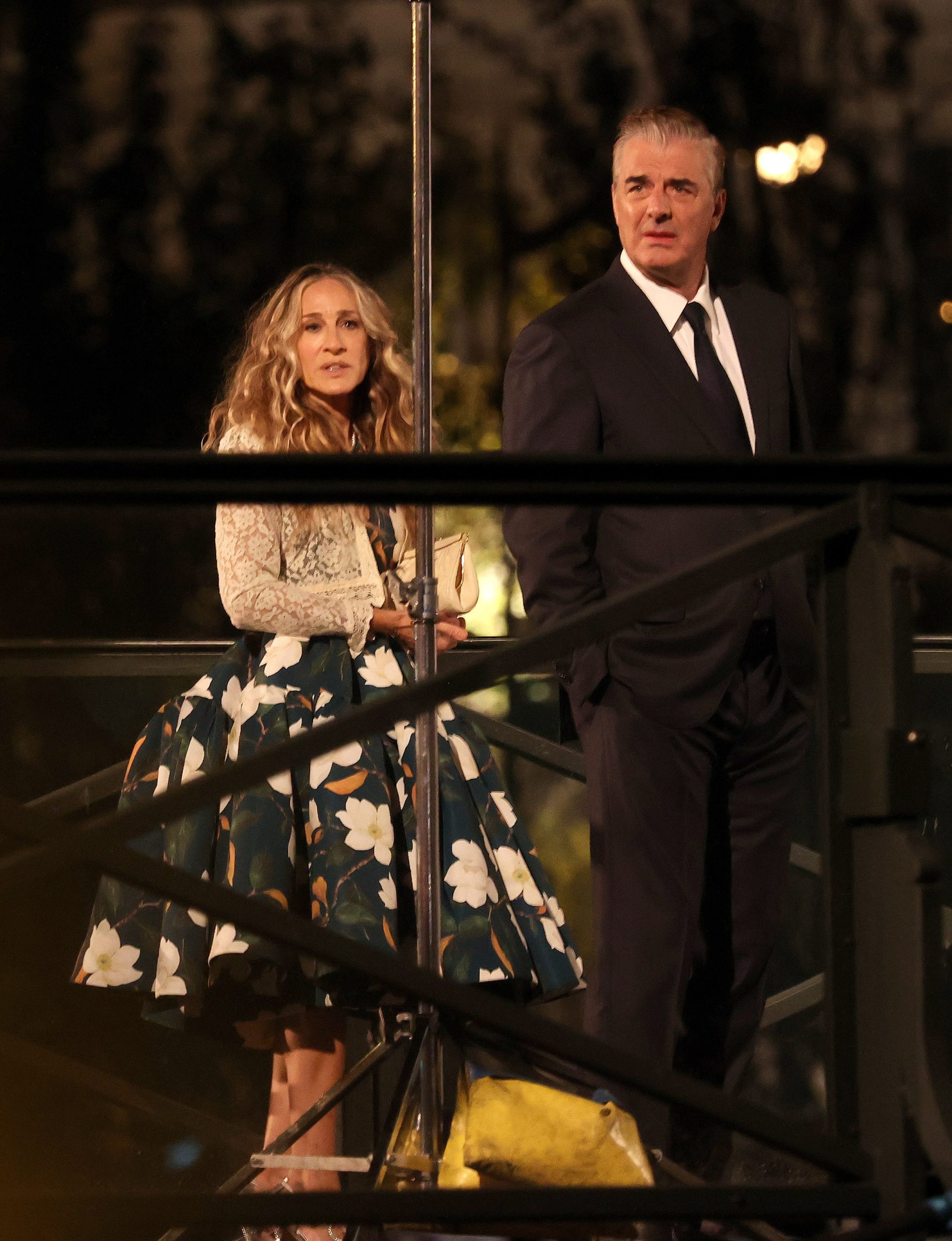 Carrie and Big Are Back In PARISSSS!