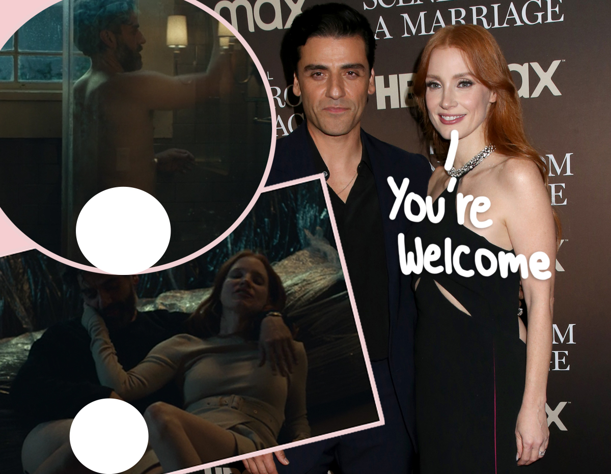 Yes, That Was Oscar Isaac's Real Penis…