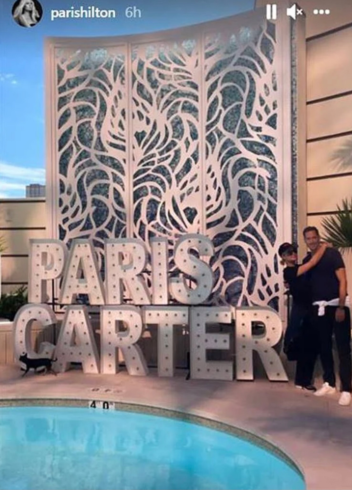 Inside Paris Hilton And Carter Reum's Joint Bachelorette And Bachelor Party In Sin City!